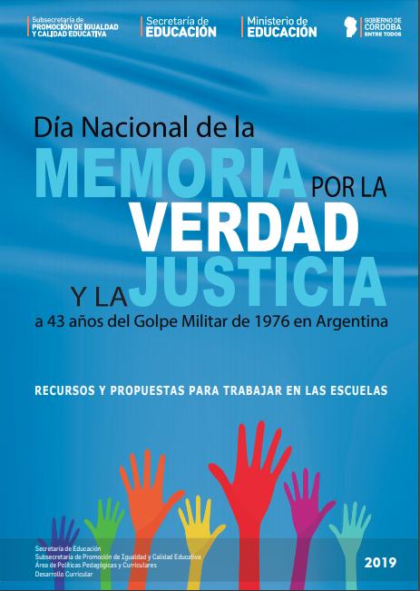 Día Nacional de la Memoria por la Verdad y la..
