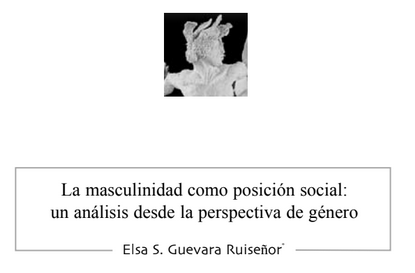 La masculinidad como posición social: un aná..