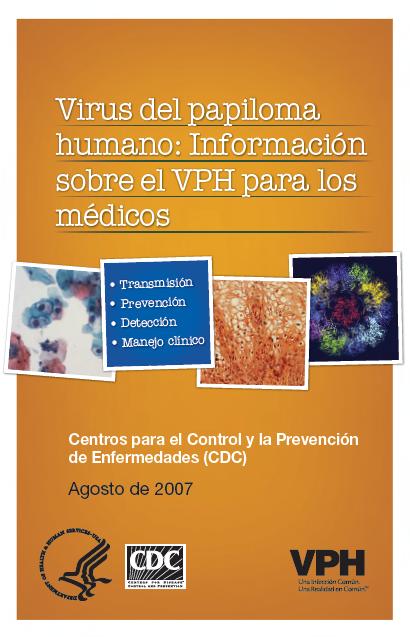 Virus del papiloma humano:Información sobre e..