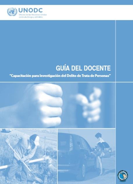 """Guía del docente """"Capacitación para Invest.."""