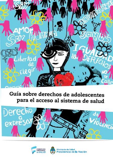 Guía sobre derechos de adolescentes para el a..