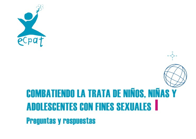 Combatiendo la trata de niños, niñas y adole..