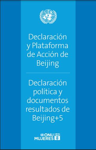 Declaración y Plataforma de Acción de Beijin..