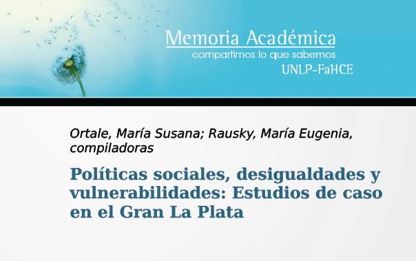 Políticas sociales, desigualdades y vulnerabi..