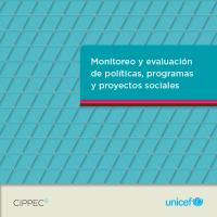 Monitoreo y evaluación de políticas, program..