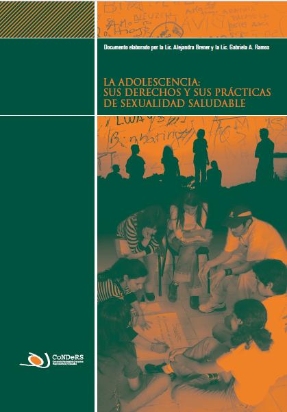 LA ADOLESCENCIA: SUS DERECHOS Y SUS PRÁCTICAS..