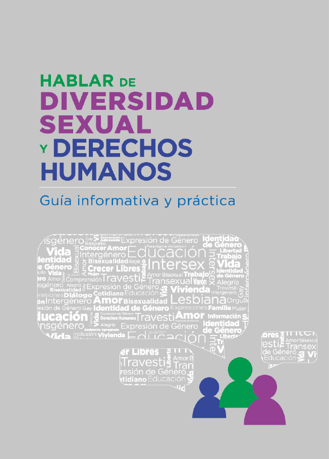 Hablar de diversidad sexual y derechos humanos..