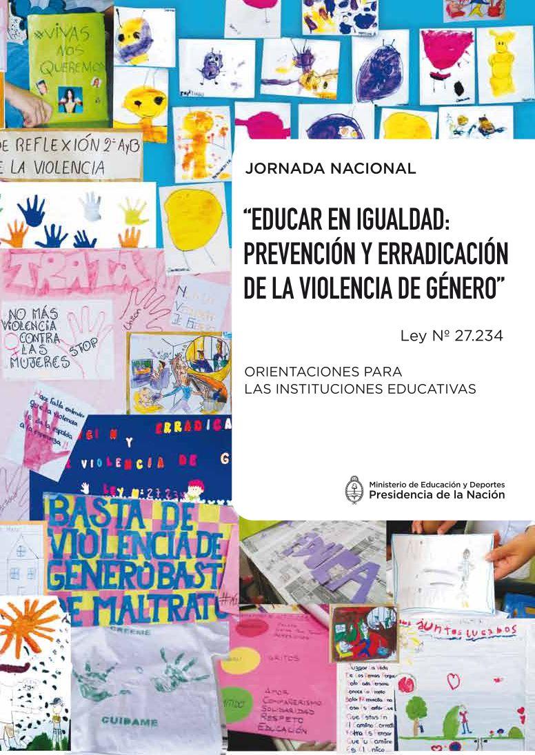 Jornada Nacional Educar en igualdad: prevenci�..