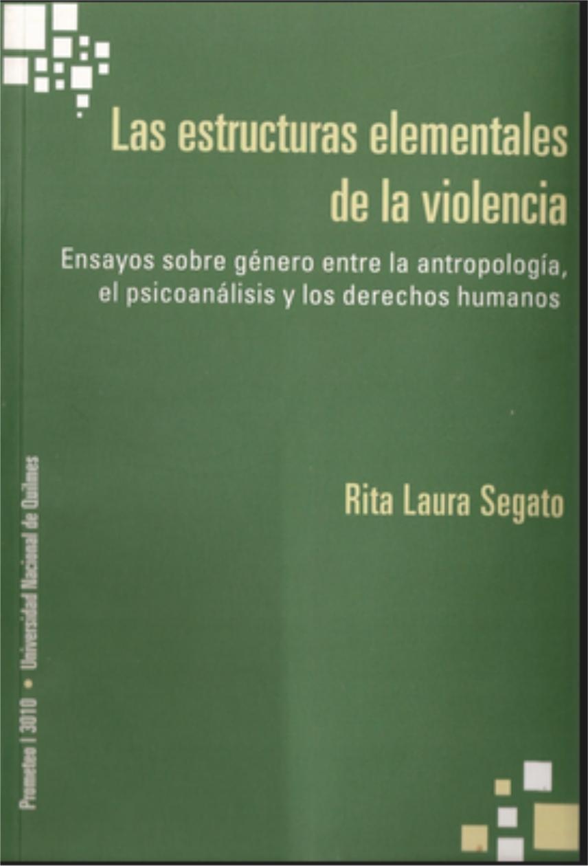 Las estructuras elementales de la violencia. E..
