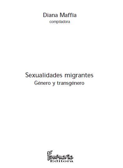 Sexualidades migrantes