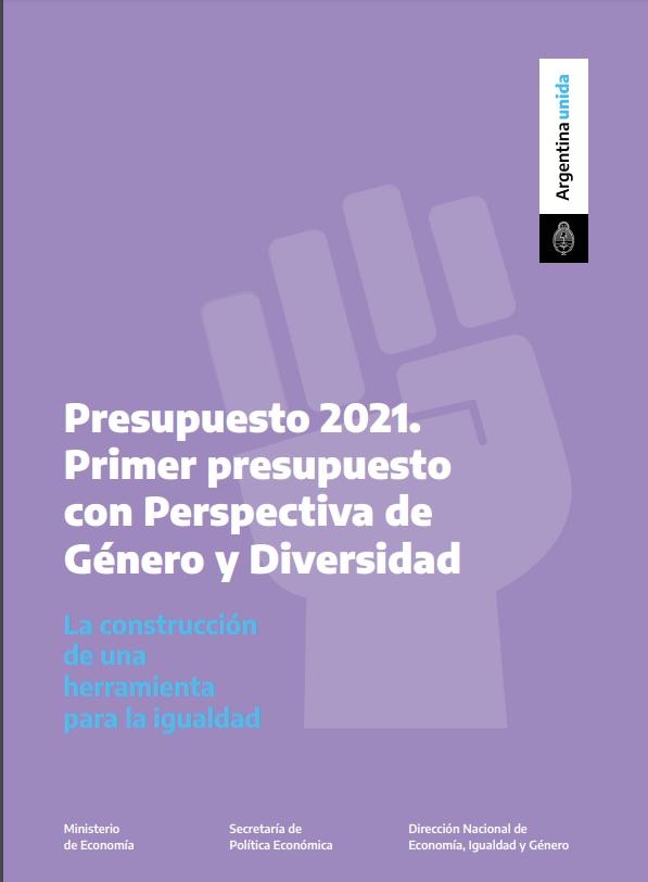 Presupuesto 2021. Primer presupuesto con Persp..