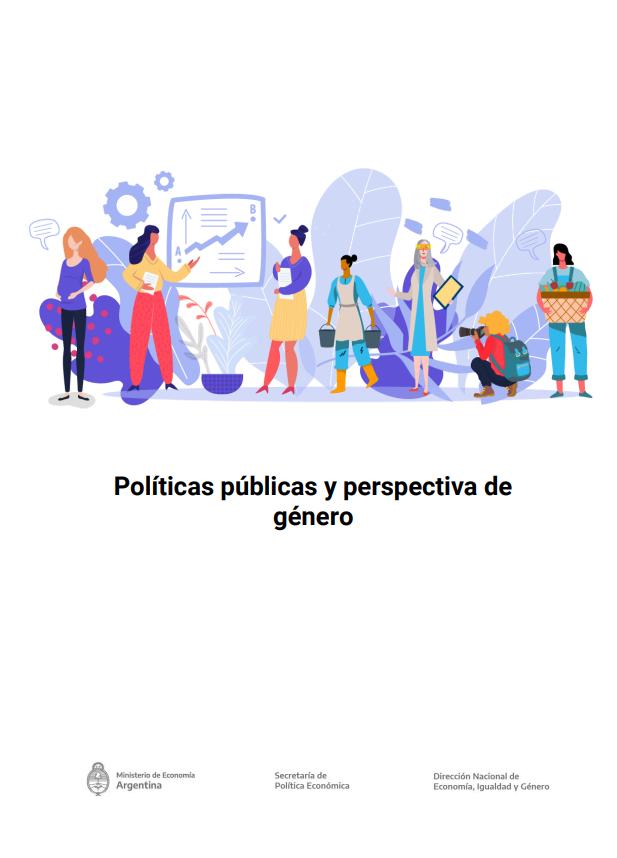 Políticas públicas y perspectiva de género